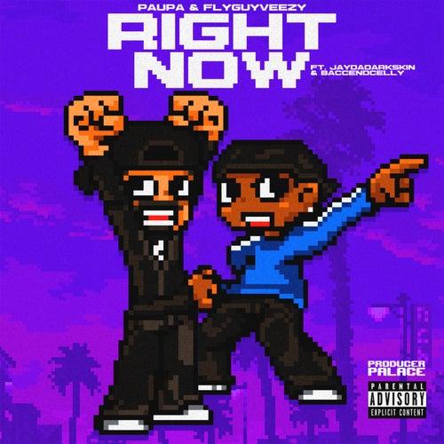 Right Now (feat. JayDaDarkskin & BaccEndCelly) von Paupa