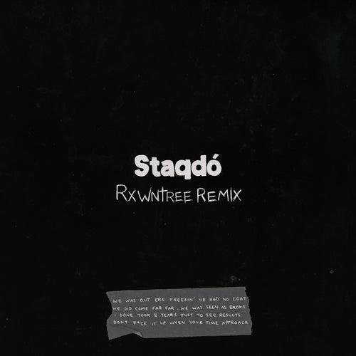 Staqdó (Rxwntree Remix) de Mostack