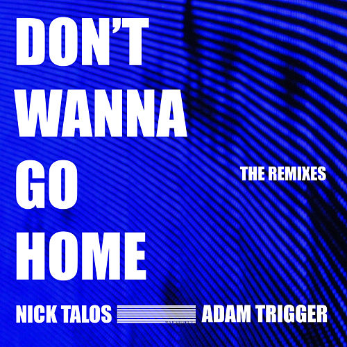 Don't Wanna Go Home (The Remixes) by Nick Talos