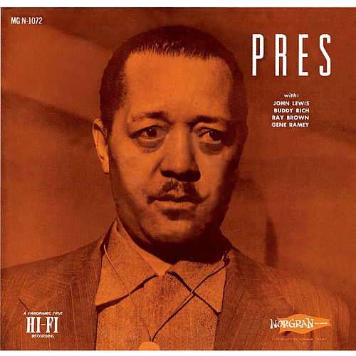 Pres by Lester Young