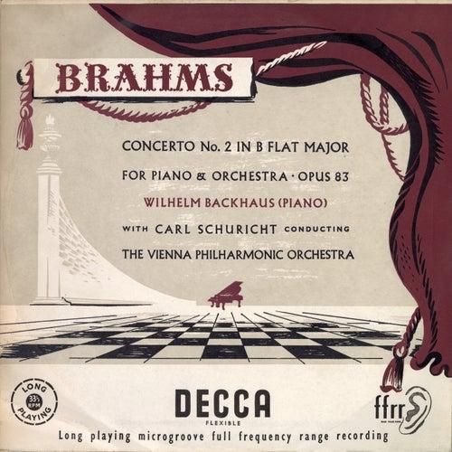 Brahms: Piano Concerto No. 2 (Mono Version) de Wilhelm Backhaus
