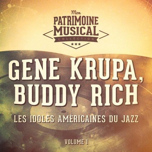 Les idoles américaines du jazz : Gene Krupa, Buddy Rich, Vol. 1 de Gene Krupa