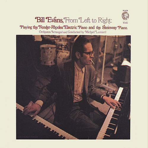 From Left To Right (Expanded Edition) de Bill Evans