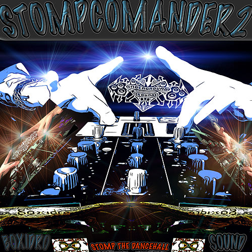 Stompcomander2 von Boxidro