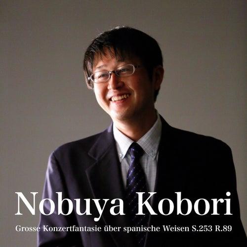 Grosse Konzertfantasie über spanische Weisen S.253 R.89 by Nobuya  Kobori