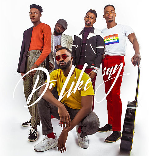 Do Like Say by Ric Hassani