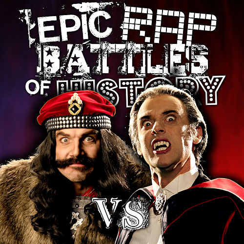 Vlad the Impaler vs Count Dracula by Epic Rap Battles of History