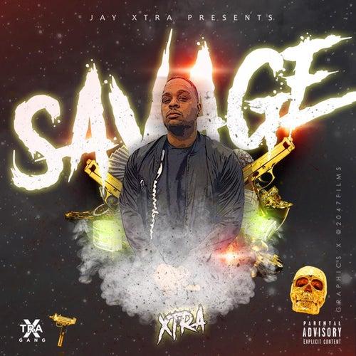 Xtra Savage von Jay X-tra
