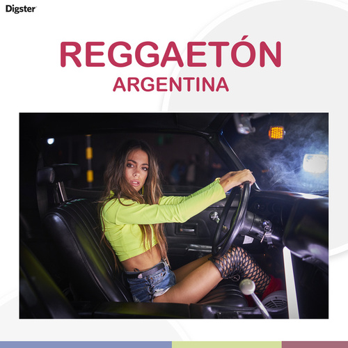 Reggaetón Argentina de Various Artists