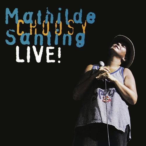 Choosy Live! (Live) by Mathilde Santing