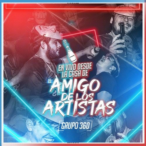 En Vivo Desde La Casa de El Amigo de los Artistas by Grupo 360