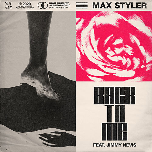 Back To Me (feat. Jimmy Nevis) by Max Styler