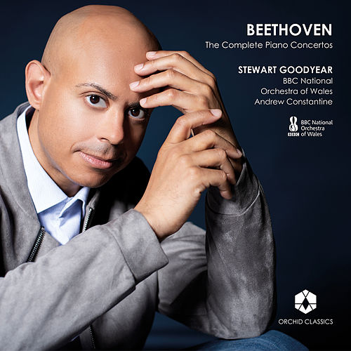 Beethoven: The Complete Piano Concertos by Stewart Goodyear