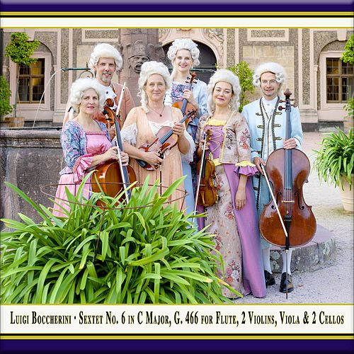 Boccherini: Flute Sextet in C Major, Op. 16 No. 6, G. 466 (Live) by Quantz Collegium