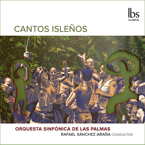 Cantos isleños de Orquesta Sinfónica de las Palmas