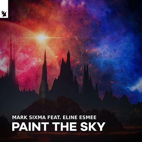 Paint The Sky van Mark Sixma