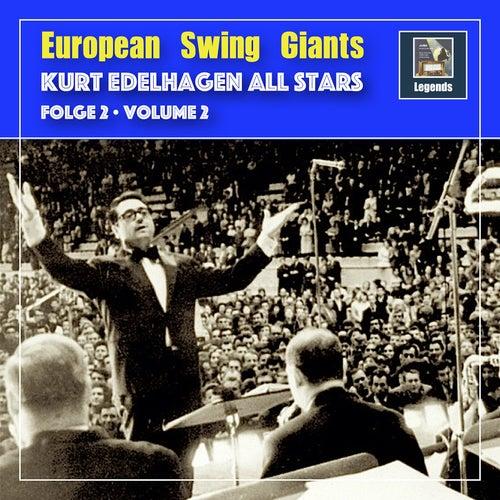 European Swing Giants: Kurt Edelhagen All Stars, Vol. 2 de Kurt Edelhagen All Stars