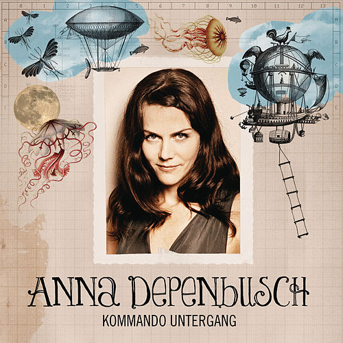 Kommando Untergang by Anna Depenbusch