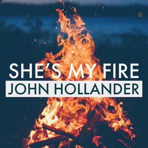 She's My Fire von John Hollander