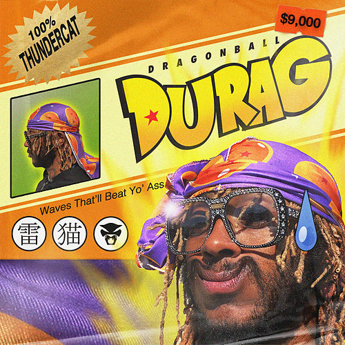 Dragonball Durag by Thundercat