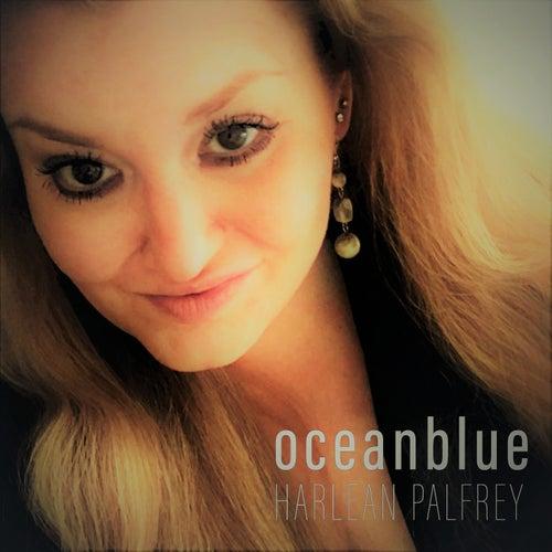 Oceanblue by HARLEAN PALFREY