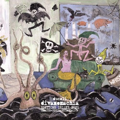 Divanomachia (ed. Deluxe 2020) (Remaster+Unreleased traks+Live) de Alessandro Ducoli