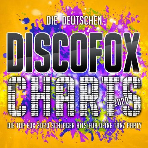 Die deutschen Discofox Charts 2020 (Die Top Fox 2020 Schlager Hits für deine Tanz Party) di Various Artists