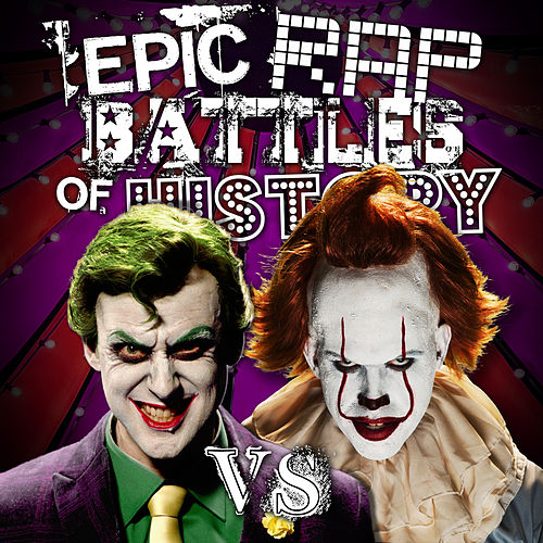 The Joker vs Pennywise by Epic Rap Battles of History