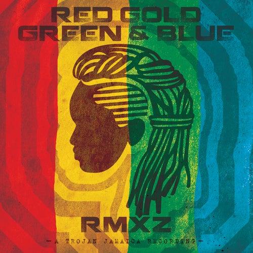 Red Gold Green & Blue RMXZ de Various Artists