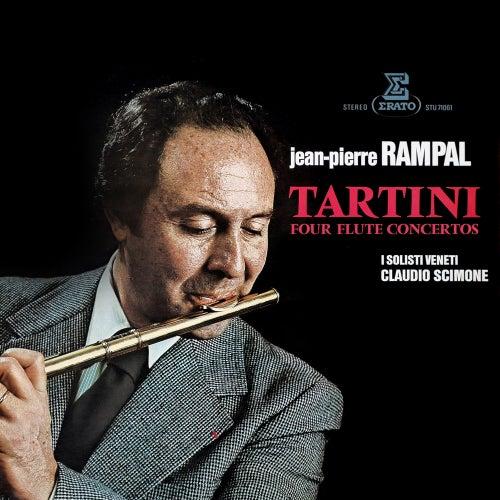 Tartini: Flute Concertos de Jean-Pierre Rampal
