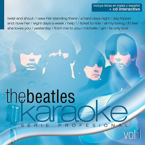 The Beatles: Karaoke, Vol. 1 de Antonio Cortazzi