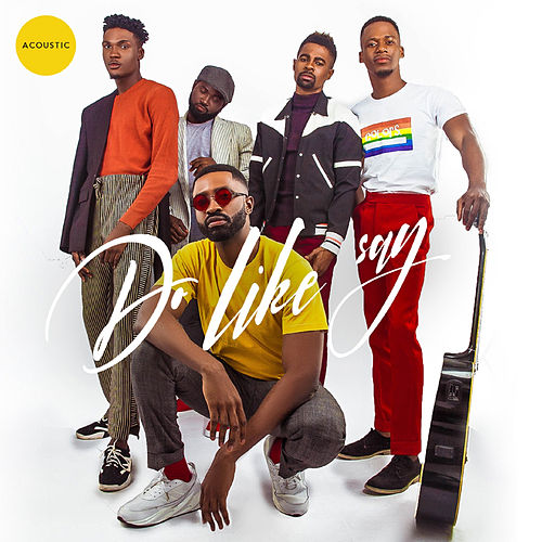 Do Like Say (Acoustic) by Ric Hassani