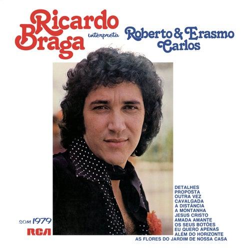 Ricardo Braga Interpreta Roberto e Erasmo Carlos de Ricardo Braga