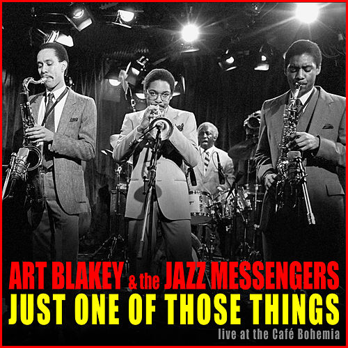 Just One of Those Things (Live) von Art Blakey