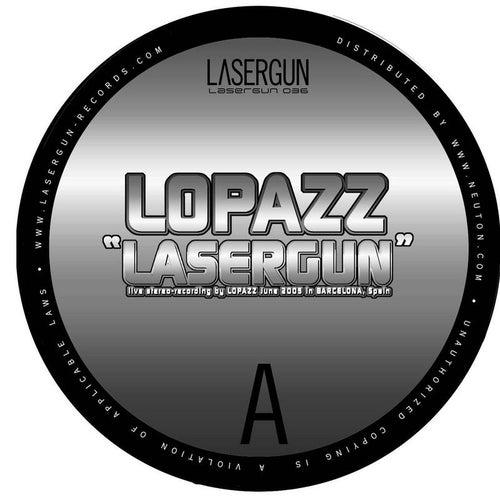 Lasergun EP de Various Artists