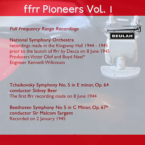 Ffrr Pioneers Vol. 1 by National Symphony Orchestra