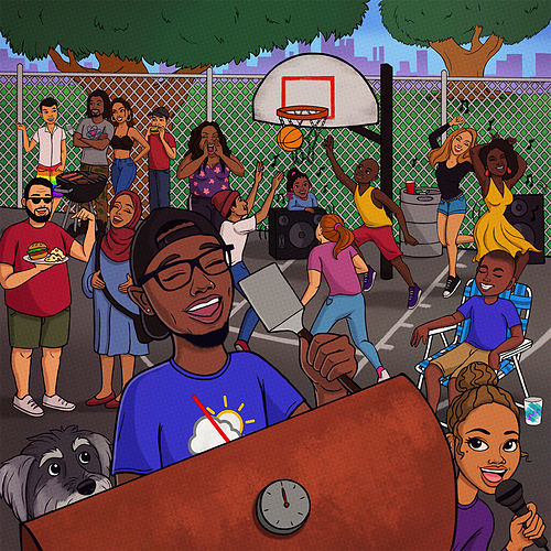 An Invitation to the Cookout by Terrell Grice