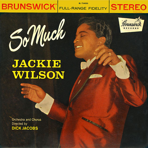 So Much by Jackie Wilson