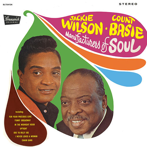 Manufacturers Of Soul by Jackie Wilson