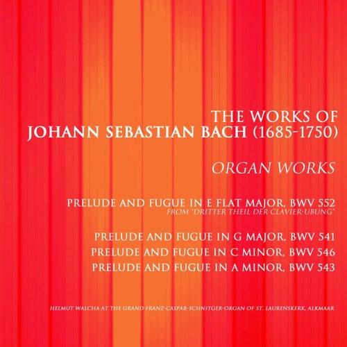 The Works of Johann Sebastian Bach by Helmut Walcha