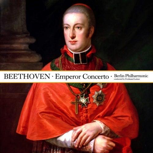 Beethoven: Emperor Concerto de Berliner Philharmoniker