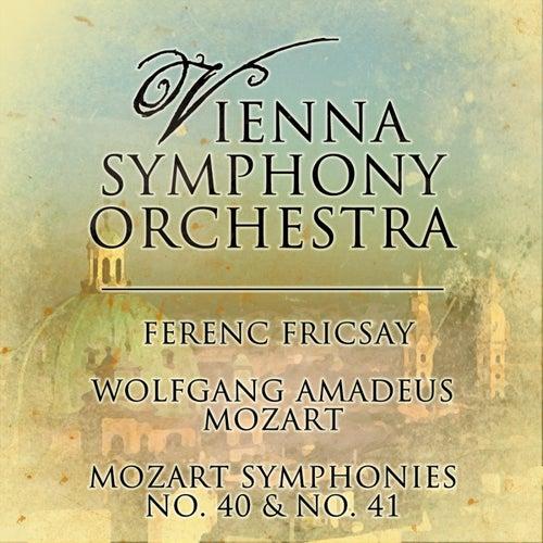Mozart: Symphonies Nos. 40 & 41 de Vienna Symphony Orchestra