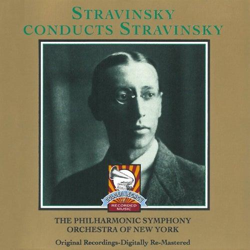 Stravinsky Conducts Stravinsky von Isaac Stern