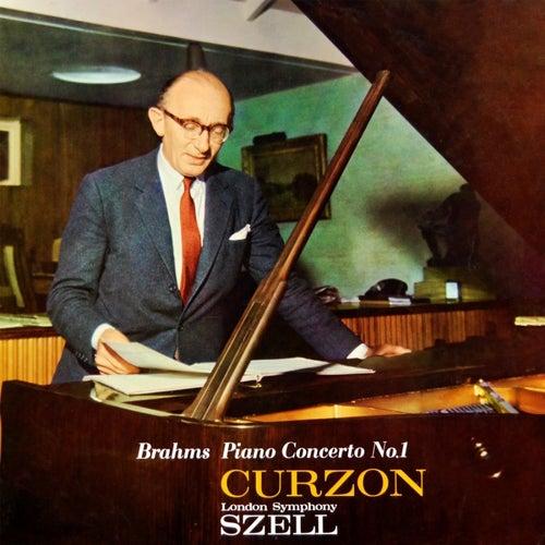 Brahms Piano Concerto No 1 de Clifford Curzon