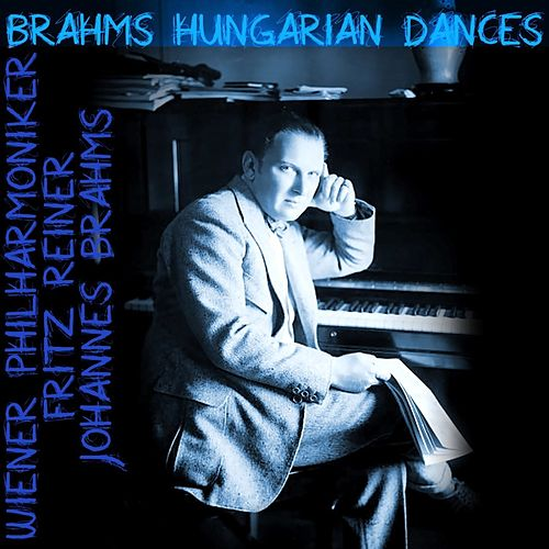 Brahms: Hungarian Dances by Wiener Philharmoniker