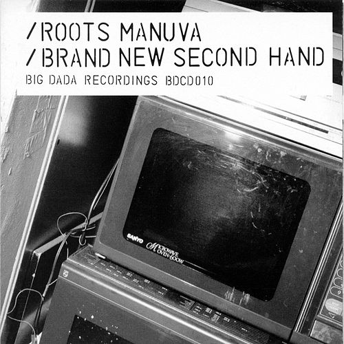 Brand New Second Hand by Roots Manuva
