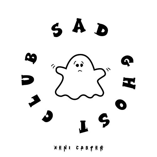Sad Ghost Club van Xeni Casper