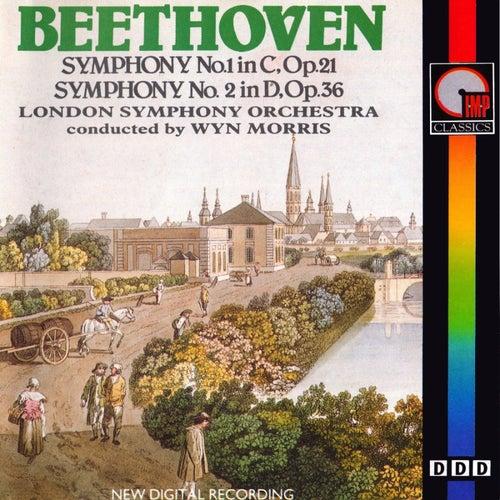 Beethoven Symphony No 1 & 2 by London Symphony Orchestra