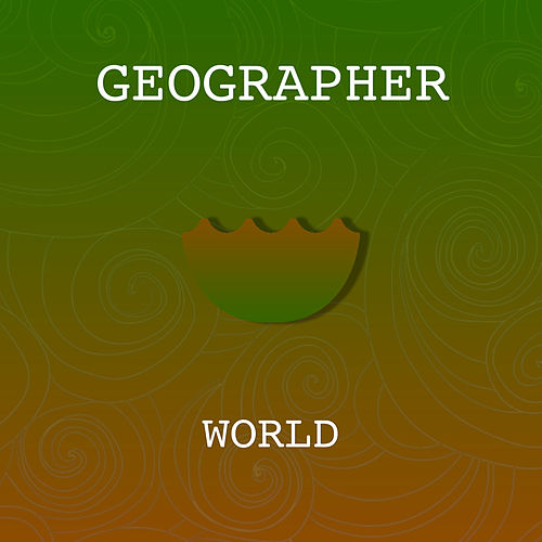 World by Geographer