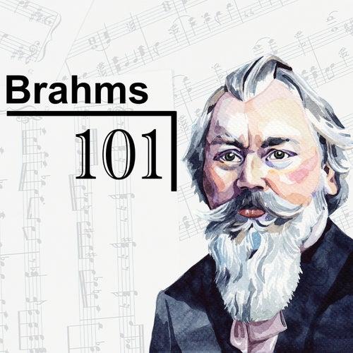 Brahms 101 von 新山恵理